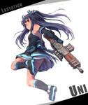 Lastation Uni!