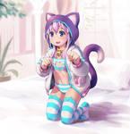 Cat-Lingerie
