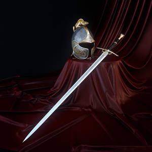 Dragon's Helm of Dor Lomin and Dragon's Sword