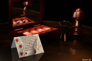 VDay Chocolate Hearts EOB