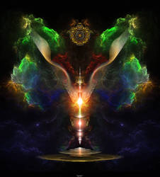 Wings On The Heart Of Light