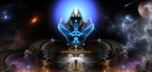 The Universal Dream Temple Of Kidora III by xzendor7