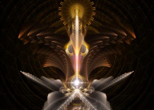The Beauty Of Light by xzendor7