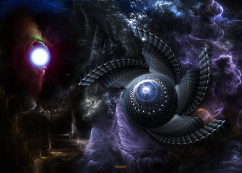 When Universes Collide by xzendor7