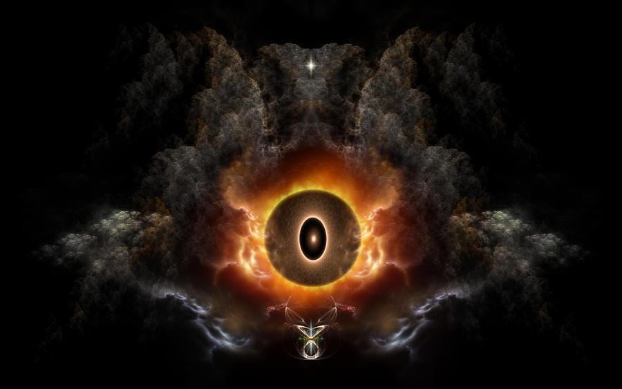 Eye Of Chaos by xzendor7