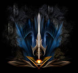 Sword Of Light by xzendor7