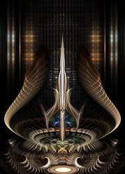 Sword Of Light II by xzendor7