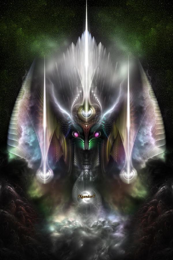 Tyrinan The Horikin God Of War