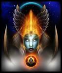 Riddian Queen Dream Vision by xzendor7