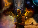 Xzendor7's Riddick: Rule The Dark Fan Art Contest