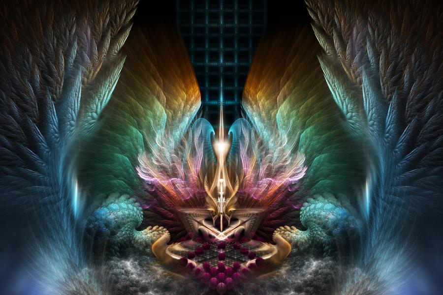 The Wings Of Artillian by xzendor7