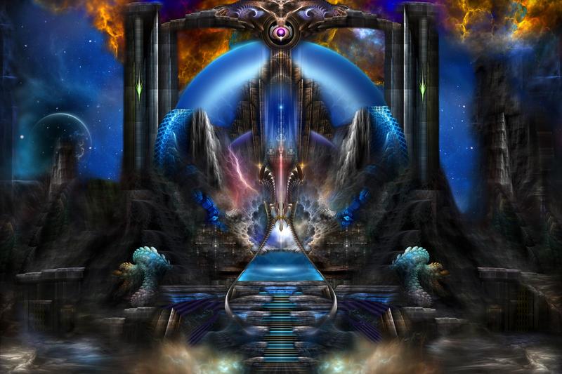 Light Of Ancient Wisdom by xzendor7