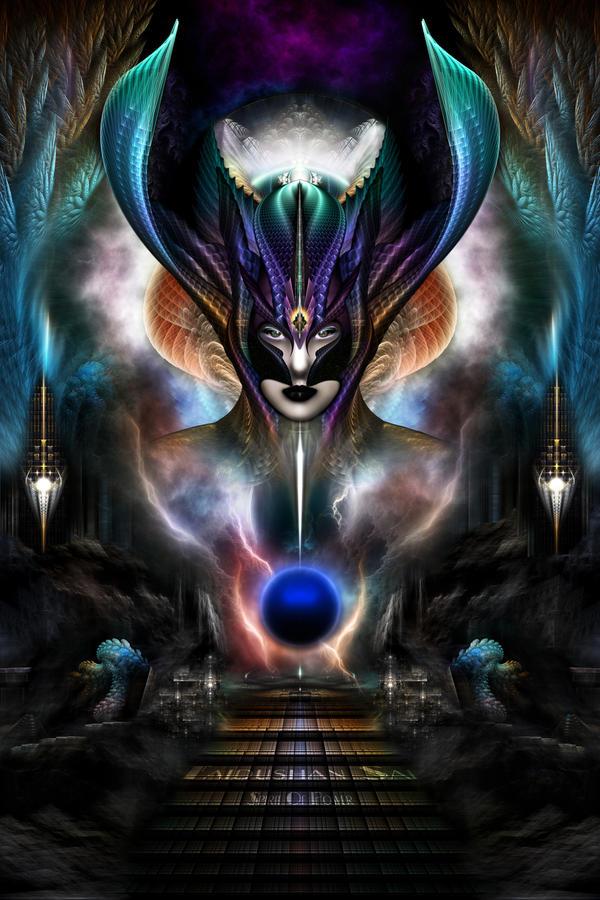 Taidushan Sai Spirit Of Power WD by xzendor7