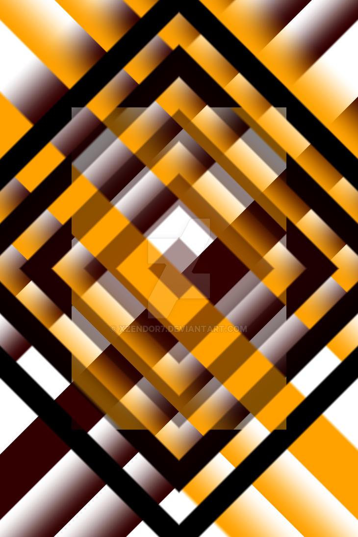 Mask Pattern Highpass by xzendor7
