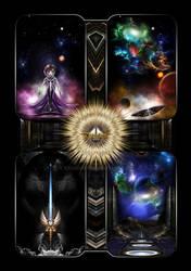 Xzendor7 Quadology Of Fractal Fantasy Art