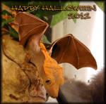Happy Halloween! by K9battlecry