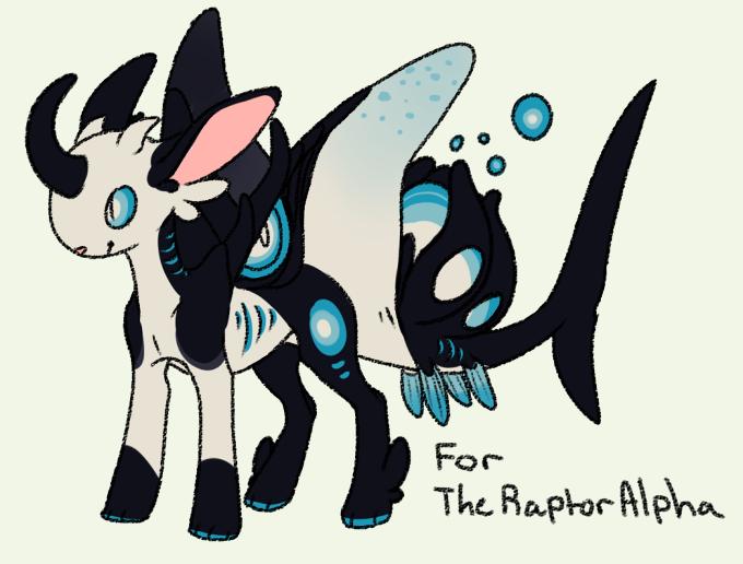 Kaito by royalraptors