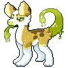 Dripy Baby Pixel by SteamPoweredRaptor