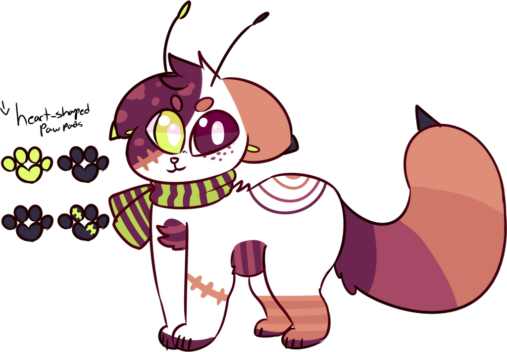 (sold) Kitty 1pt Auction by royalraptors