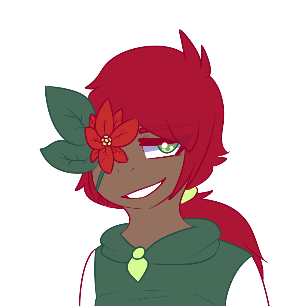 Poinsettia by royalraptors