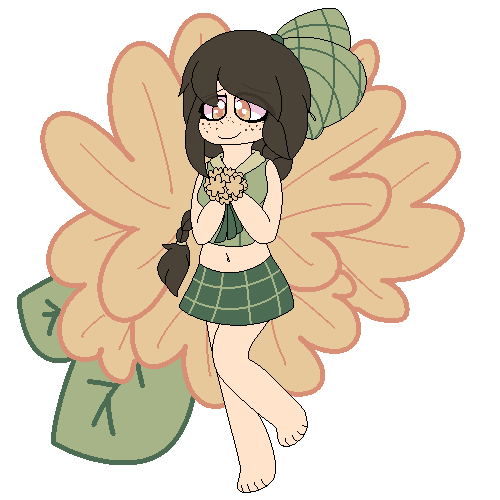 tfw you suck at drawing flowers by royalraptors