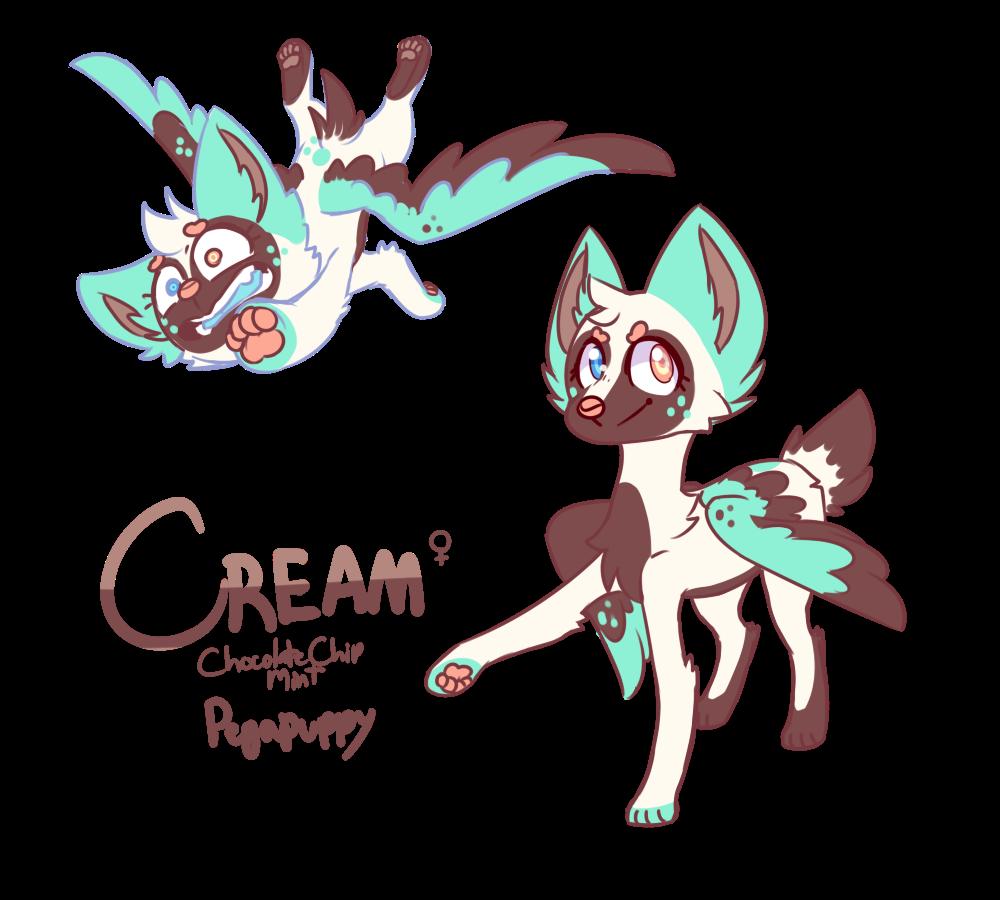 Cream Ref by royalraptors