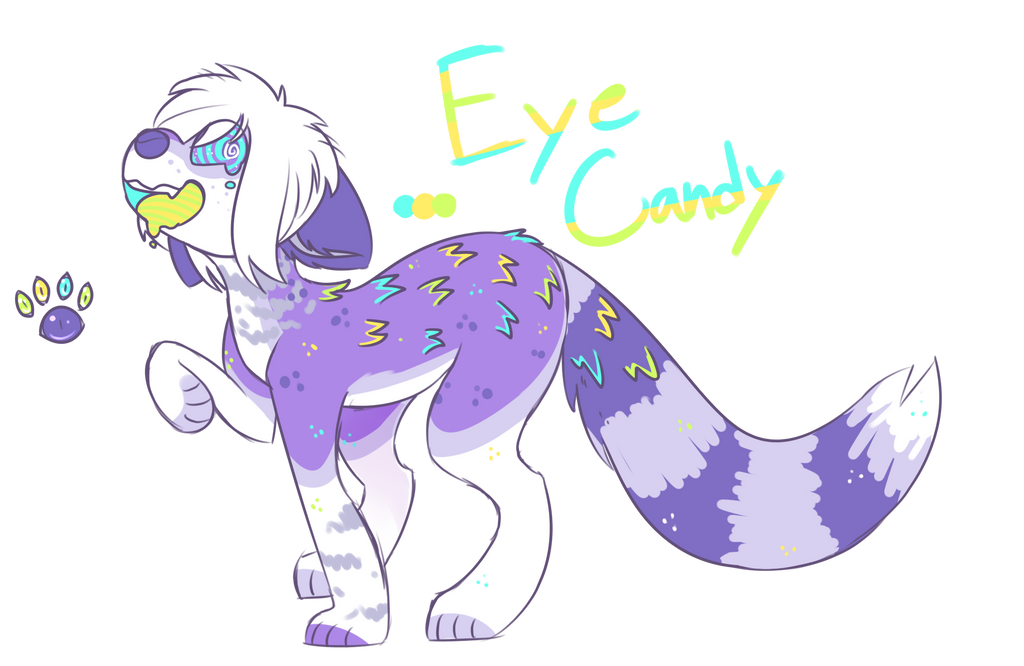 (sold) Eye Candy Adopt by royalraptors