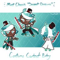 Cookie Run Costume Contest Entry