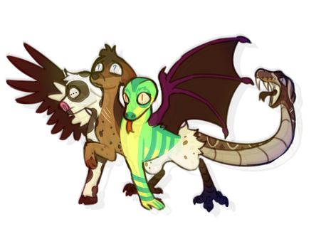 (open) Chimera Adopt AUCTION