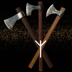 Viking Battle Axes