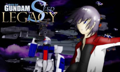 Gundam Legacy by Infinity238