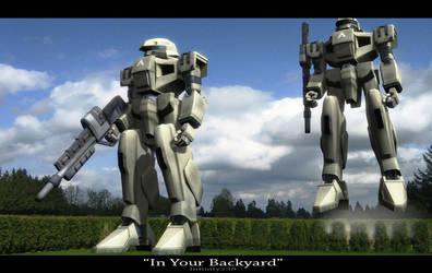 'In your Backyard'