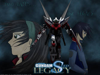 Gundam Seed Legacy by Infinity238