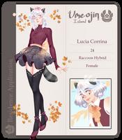 |UI| - Lucia by Sayabeans