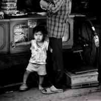 The Shoe thief by aR-Ka