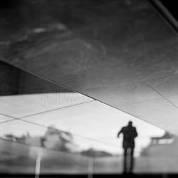 Solitary man by aR-Ka