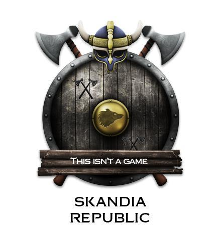 Skandia Republic by Colorfreaky