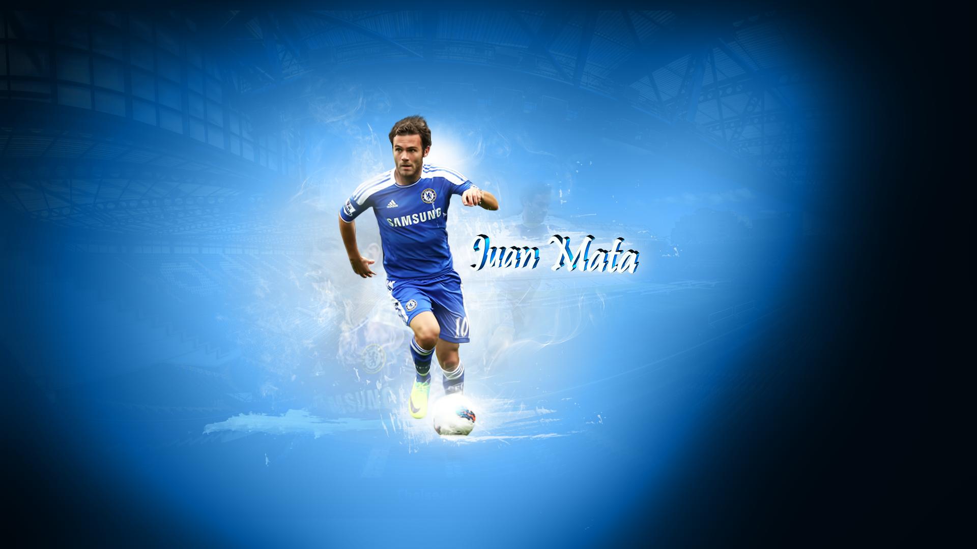 Juan Mata Chelsea by lubiga on DeviantArt