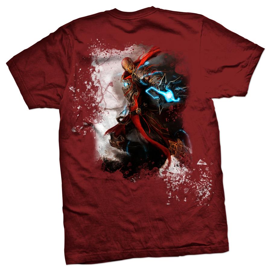 Iron Man Tshirt Design by lubiga on DeviantArt