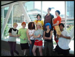 Cosplay Eds by squirrely-chan