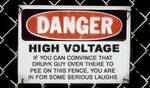 Funny sign I found