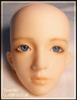 Rem's First Face-up - 01 by ResinAngel