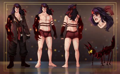Commission - Harbinger-of-Fire Reference Sheet