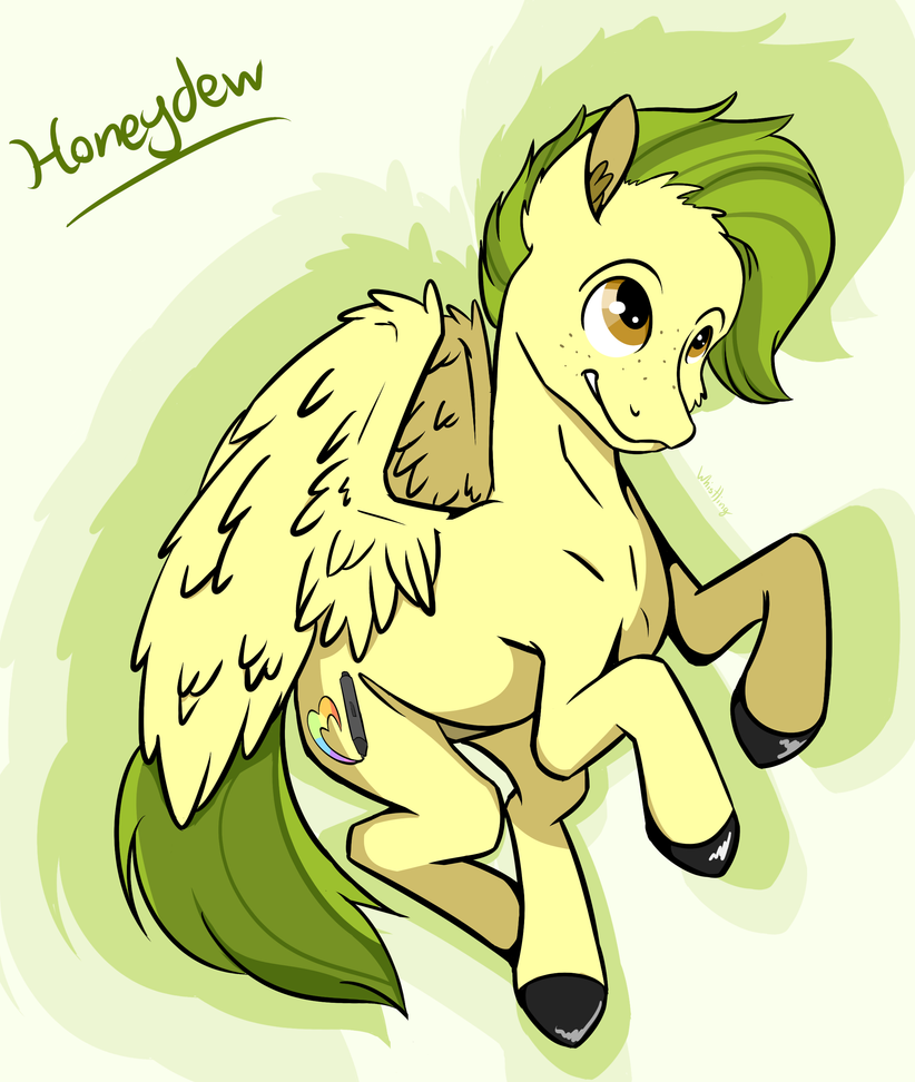 Gift - Honeydew by Whibbleton