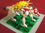 Lego Amaterasu (2008)