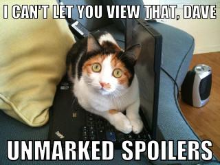 Spoiler Alert! by Stratadrake