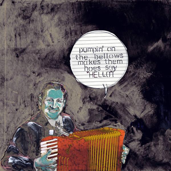 vinyl remix, the polka pimp by zeruch