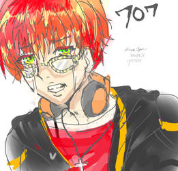 707 over due tears