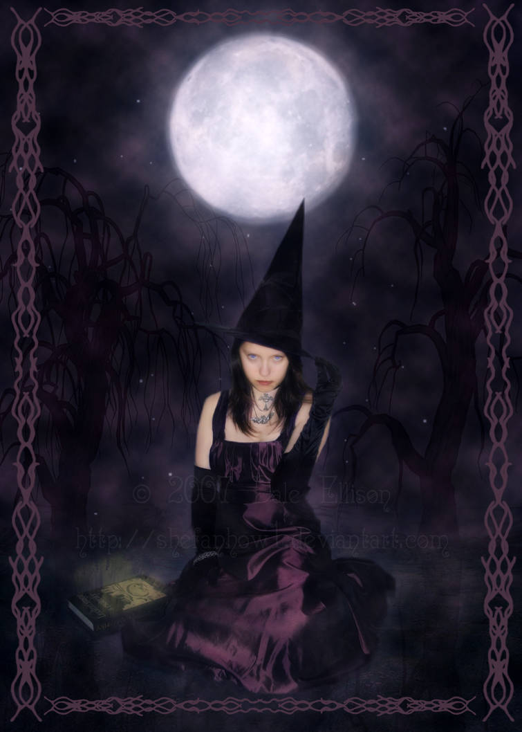 Maiden of the Moon