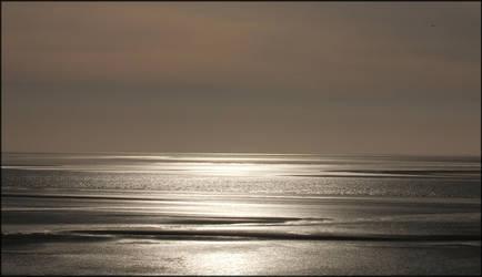 Sun over the Sand